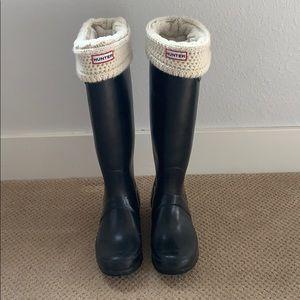Classic Hunter Rain Boots